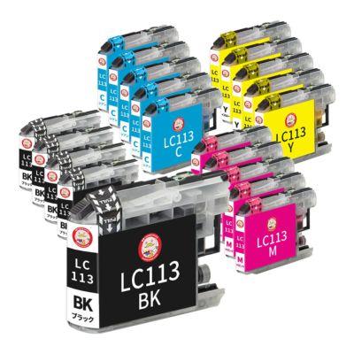 LC113-4PK brother [ブラザー] 互換インク 4色×5セット