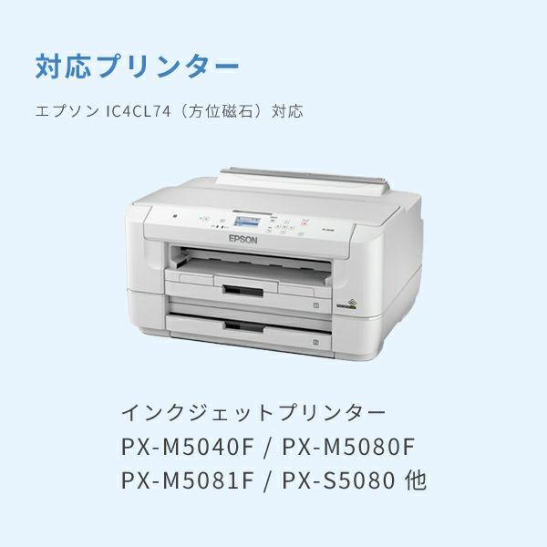 対応プリンターは、PX-M5040C6、PX-M5040C7、PX-M5040Fです。