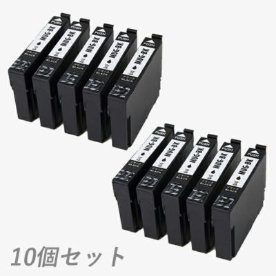 MUG-BK (マグカップ) EPSON [エプソン] 互換インク 染料ブラック10個セット